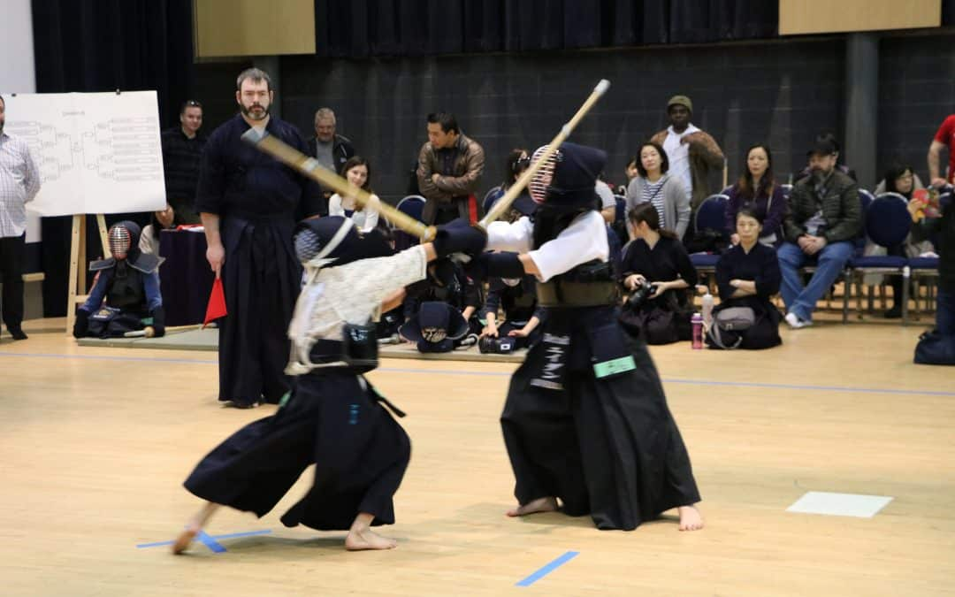 2019 Fall Ontario Junior Kendo Tournament