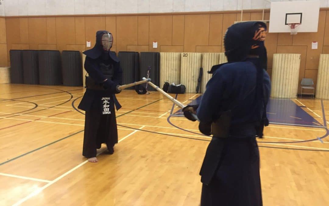 Kendo Seminar and Godo Keiko with Daiki Kiwada Sensei